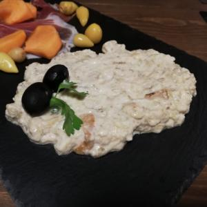 トルコ料理★タヒニ入りのババガヌッシュ