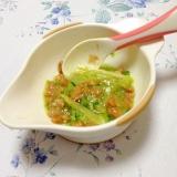 夏野菜の納豆☆離乳食