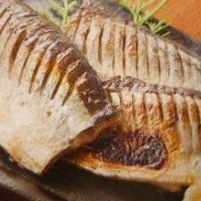 秋刀魚の味噌焼き♪
