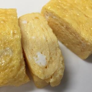 お弁当に最適!卵豆腐入り卵焼き