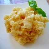レンジで簡単★卵とポテトのサラダ