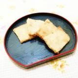 シナモン風味♪梨クッキー