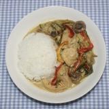 本格的タイ料理☆乾燥食材でグリーンカレー