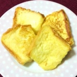 簡単10分で出来る☆フレンチトースト