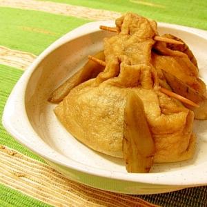 栄養の福袋★7品目の袋煮