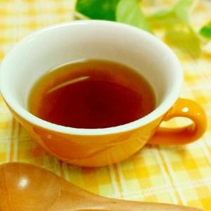 お湯を注ぐだけ♪とろろ昆布の簡単スープ(お吸い物)