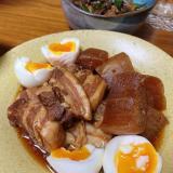 ご飯が進む♪豚バラ大根の甘辛煮