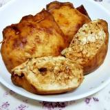 キャベツと鳥ひき肉でジューシー♪簡単おふくろ煮風