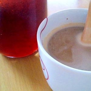 イチゴチョコカフェモカ