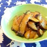 お弁当に★めんつゆで簡単!茄子の味噌煮