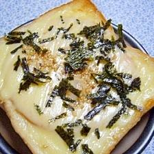 簡単♪ ハムチーズ・マヨパン(和風テイスト)