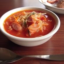 【朝ごはんスープ】満腹ミネストローネ