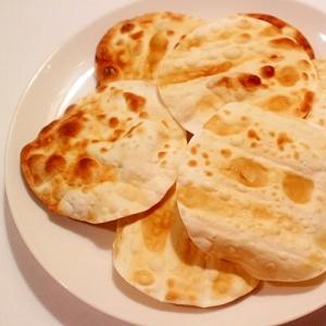 【超簡単】余った餃子の皮で、手焼きお煎餅