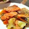 秋に食べたい!「鮭」が主役の献立