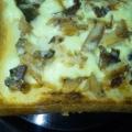 アジのマヨチーズトースト