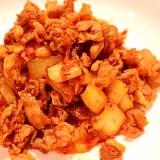 【簡単】少し残ったキムチで十分おいしい豚キムチ