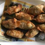 白菜ニラ餃子