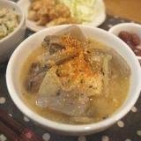 仙台名物☆芋煮汁