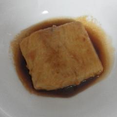 メカジキのステーキ