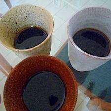 ぷるるん コーヒーゼリー