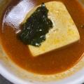 小籠包&豆腐&わかめのスンドゥブ