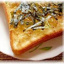 ♪♪カリカリ朝ご飯★こんがりじゃこマヨトースト♪♪