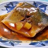 鯖の味噌煮☆