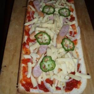 トマト缶が残ったら ピザソース