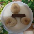 バナナとマシュマロと麦チョコの蜂蜜ヨーグルト