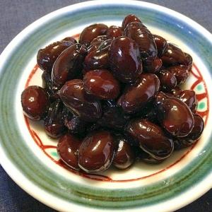 普通の鍋で作る☆黒豆(冷凍保存OK)