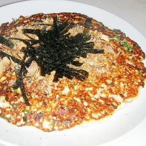 山芋豆腐ステーキ