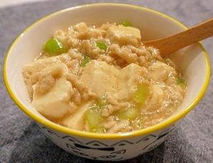 子供のおかず♪優しい味の麻婆豆腐風