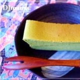 和スイーツ★大人抹茶チーズケーキ