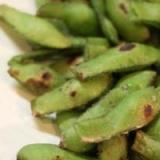 茹でないで、焼く枝豆☆エコ調理