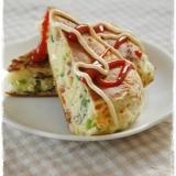 フライパンで簡単朝食!HMでケークサレ風