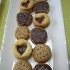 全粒粉チョコクッキー