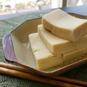 【独居自炊】ズボラ!高野豆腐