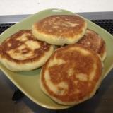 切り餅を使った韓国おやつホットク