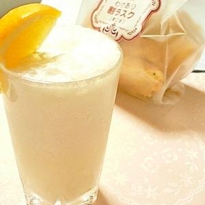 飲むヨーグルト(ハニーレモン味)