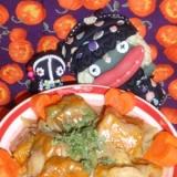 南瓜とベーコンのクリーム煮