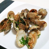蛤のように美味しい!ホンビノス貝のXO醤油炒め