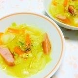 塩分控えめのカレースープ(第二弾)