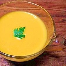 バターナッツ南瓜☆冷たいスープ
