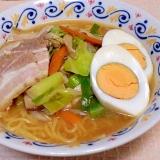野菜たっぷり味噌ラーメン★超簡単スピードメニュー★