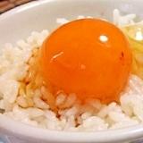 殻ごと冷凍!黄身がもちもち冷凍卵かけご飯
