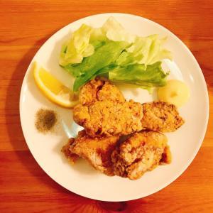 ✻やわらか ジューシー 鶏むね肉の竜田揚げ✻
