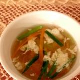 ホワイトアスパラの茹で汁が美味しいスープ