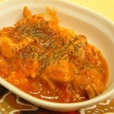 チキンのトマト煮(カチャトーラ)★かんたん煮るだけ