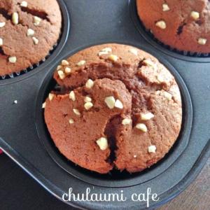 サクふわ!簡単チョコカップケーキ
