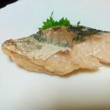 鱈の大葉焼き
